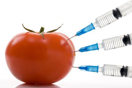 Pesticides dans l'assiette...